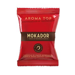 MOKADOR - CÁPSULAS - AROMA TOP