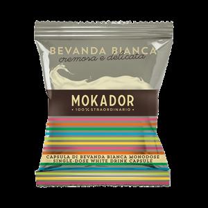 MOKADOR - CÁPSULAS - BEVANDA BIANCA