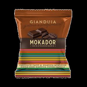 MOKADOR - CÁPSULAS - GIANDUA