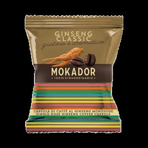 MOKADOR - CÁPSULAS - GINSENG CLASSIC