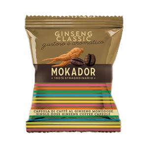 MOKADOR – CÁPSULAS – GINSENG CLASSIC