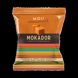 MOKADOR - CÁPSULAS - MOU