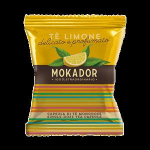 MOKADOR - CÁPSULAS - TÉ LIMONE